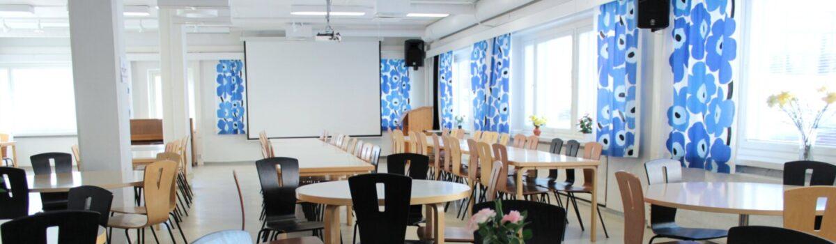 Kokoustilat – Sepänkeskus, Jyväskylä