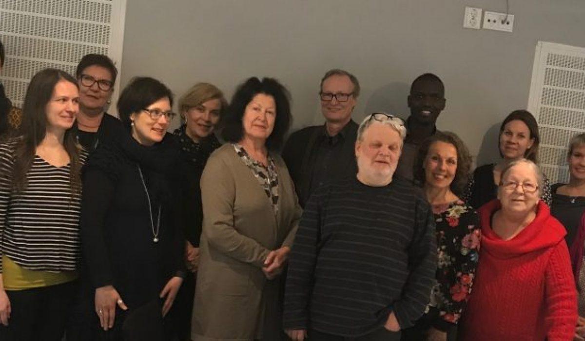 Keski-Suomen järjestöjen ja maakunnan yhteinen kumppanuuspöytä käynnistyi