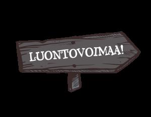 Luontovoimaa logo