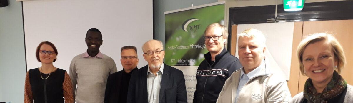 Marja-Leena Saarisesta KYTin hallituksen uusi puheenjohtaja