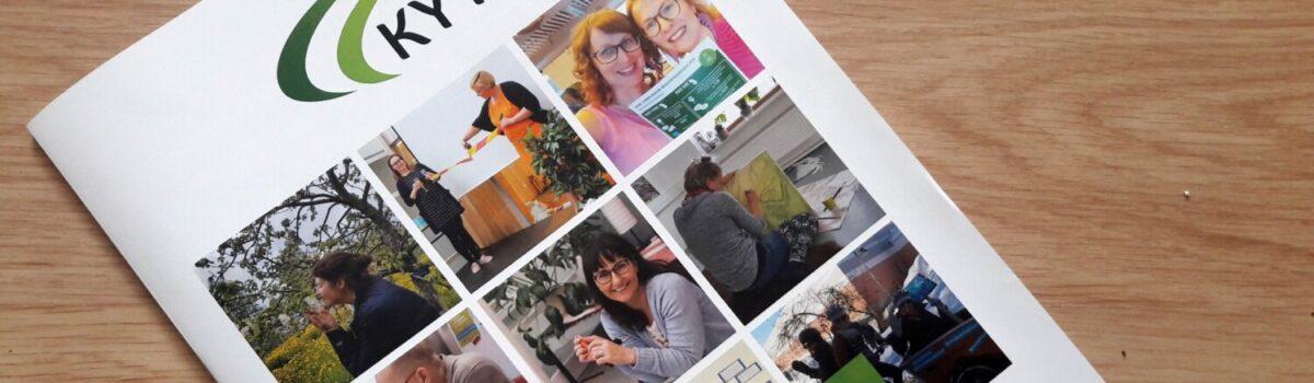 Keski-Suomen Yhteisöjen Tuen toimintakertomus 2019 on julkaistu